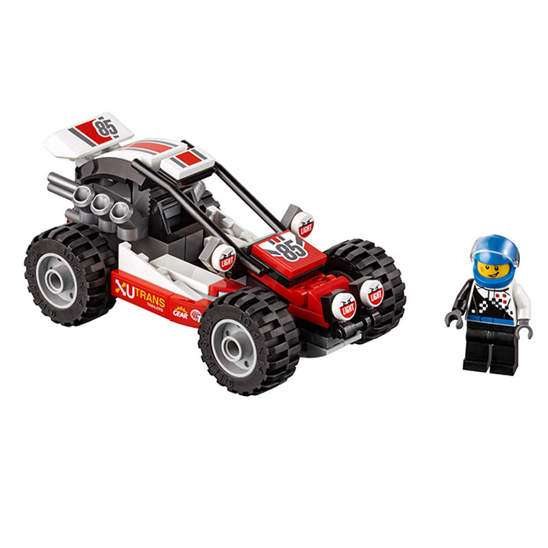 Lepin Pogo Bela Urban City Racing Cars Sand Buggy Vehicles Building Blocks Bricks Compatible legoe Toys Gifts for Children Model compatible lepin city block police dog unit 60045 building bricks bela 10419 policeman toys for children 011