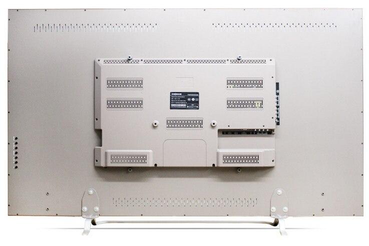 75 84 pouces smart TV LED 2 2s téléviseurs 55 pouces réel 4K 3840*2160 Ultra HD Quad Core ménage LED moniteur d'affichage TV - 2