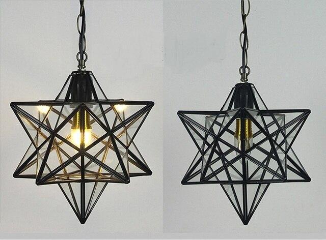Verlichting Woonkamer Hanglamp : A special vijfpuntige ster hanglamp restaurant eetkamer woonkamer