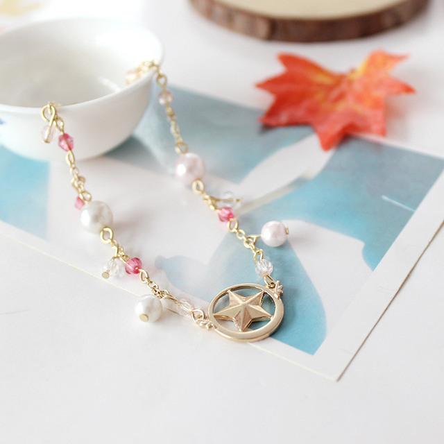 Cardapctor Sakura Cosplay Bracelet