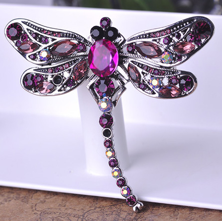 New Arrival Dragonfly Brooch Wedding Souvenir Bijoux Classic Picks ...