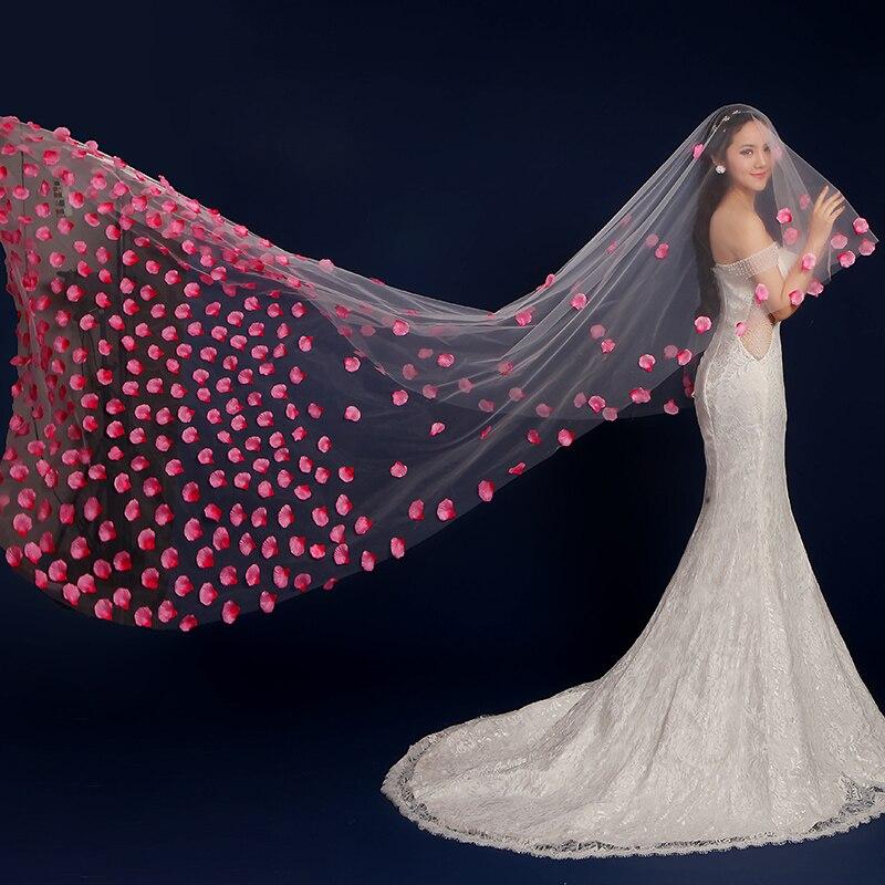 Contemporáneo Vestido De Novia Blanco Con El Marco De Color Rosa ...