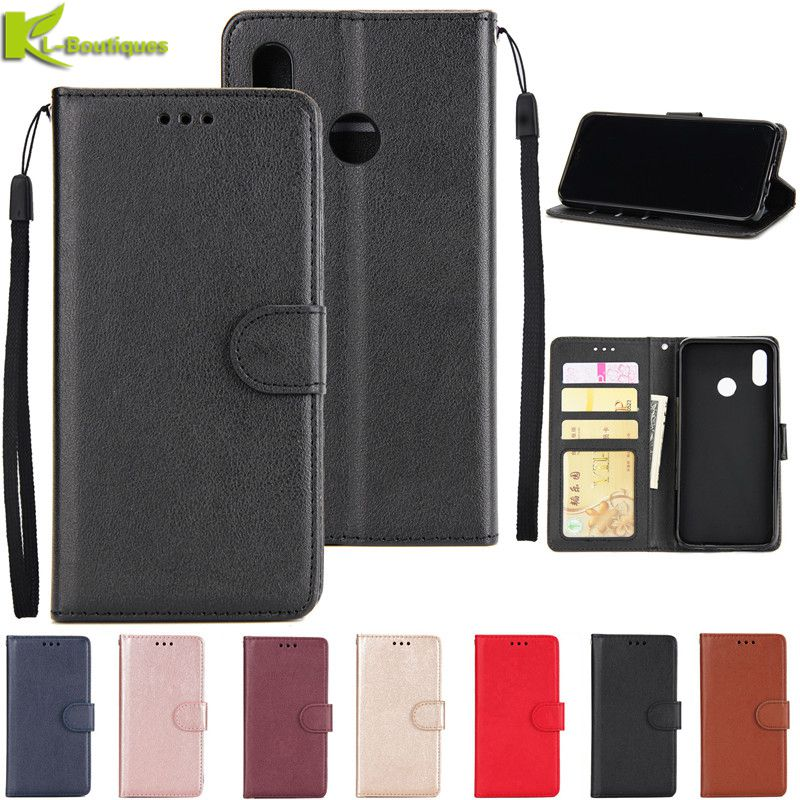 Global Version Xiaomi Redmi Note 5 Leather Case on for Xiaomi Redmi Note 5 Pro Cover Classic Style Flip Wallet Phone Cases Coque