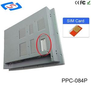 Image 5 - 低コスト 8.4 インチのタッチスクリーン産業用タブレット PC IP65 ファンレス設計と 800x600 解像度 3xUSB2 。ファクトリーオートメーションため 0