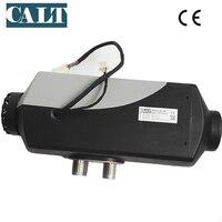 CALT 12V 24V 5KW Watts Diesel Gasoline Air Parking Heater With Knob Controller Similar Eberspaecher