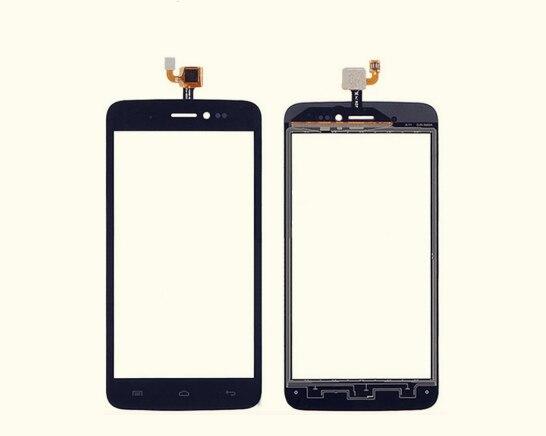 For Qmobile i6 Metal HD Front Glass Digi