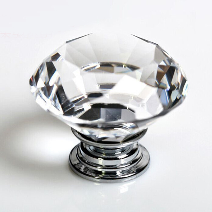 paperweight crystal decoration product wedding big green detail diamond glass diamonds for decorative