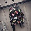 Women Mini Backpack Pu Fashion Bags 2016 Harajuku New Autumn Backpack For Girl Mochila Escolar Female Rucksack