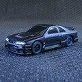 Kyosho 1: 64 Nissan Skyline GTR LM R-33 сплава автомобиля быстрый & Furious игрушки для детей детские игрушки подарки Оптом Freeshipping