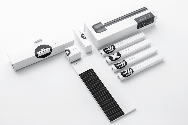 XIAOMI Wowstick 1F Pro Mini tournevis électrique Rechargeable Sans Fil Puissance tournevis Kit Avec lumière led batterie au lithium - 4