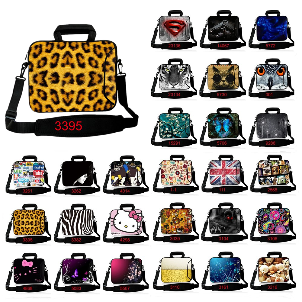 10.1 11.6 12 13.3 14.4 15.4 17.3 inch laptop case Computer Bag pouch cover for macbook pro air reina hp Asus <font><b>funda</b></font> <font><b>portatil</b></font> <font><b>15.6</b></font> image