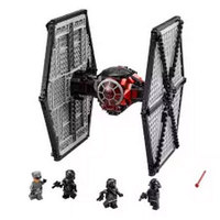 Special Forces TIE Fighter Model LEPIN 05005 Star Wars Building Block Bricks Legoinglys Toys For Children