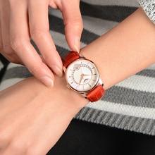 Montre Les Femmes De Quartz-montre GUANQIN Véritable Mode Tempérament Diamant Dames Montre Étanche Ceinture De Mode Montres Montres