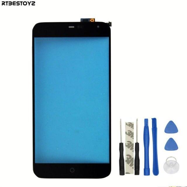 RTBESTOYZ For Meizu MX4 pro Original Replacement Touch Screen Digitizer Glass