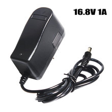16.8V 1000mA 1A 5.5*2.1mm Power Supply Adapter Wall EU/US/UK/AU Plug Charger For Lithium Battery 14.8V