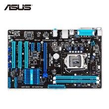 Asus H61-PLUS D'origine Utilisé De Bureau Carte Mère H61 Socket LGA 1155 i3 i5 i7 DDR3 16G ATX En Vente