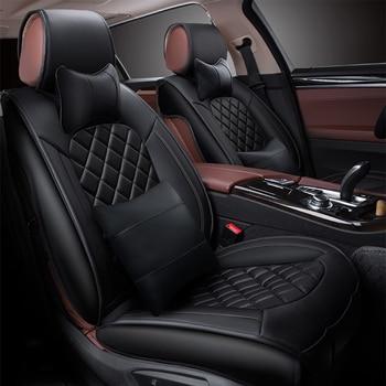 Car seat cover seat covers for Kia borrego k3 k5 k7 kx3 kx5 kx7 2017 2016 2015 2014 2013 2012 2011 2010 2009 2008 2007 2006
