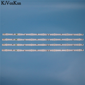 Image 2 - 7 lampade Striscia di Retroilluminazione A LED Per Samsung UE32H4000AW UN32H5500AG UN32H6350AF UN32J5500AG UN32J6300AF Bar Kit Televisione HA CONDOTTO LA Fascia