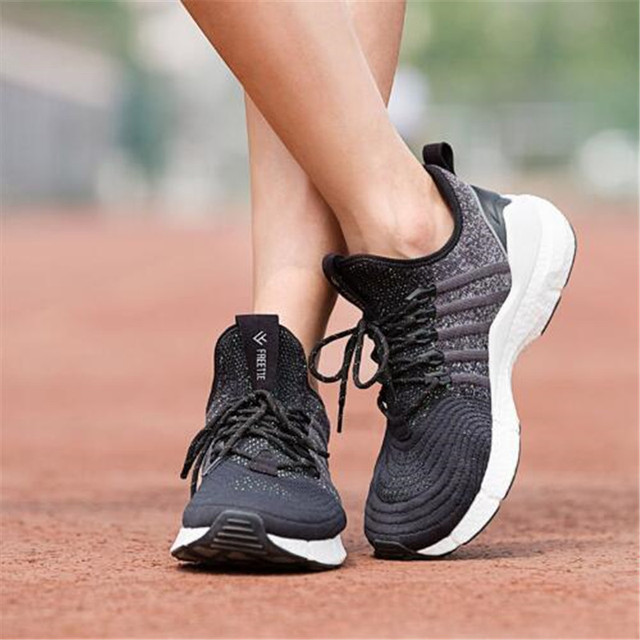 New Original Xiaomi Freetie Men's Sports Running Shoes Breathable Shock-absorbing Better Than Xiaomi Mijia Sneaker 2