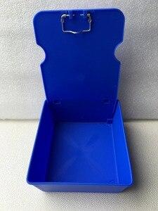 Image 5 - 10 Chiếc Nha Khoa Phòng Thí Nghiệm Làm Việc Ốp Lưng Khay Chảo Phòng Thiết Bị Nhựa Làm Ốp Lưng Chảo Với Giá Kẹp