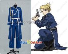 Alchemist colonels Costume uniform