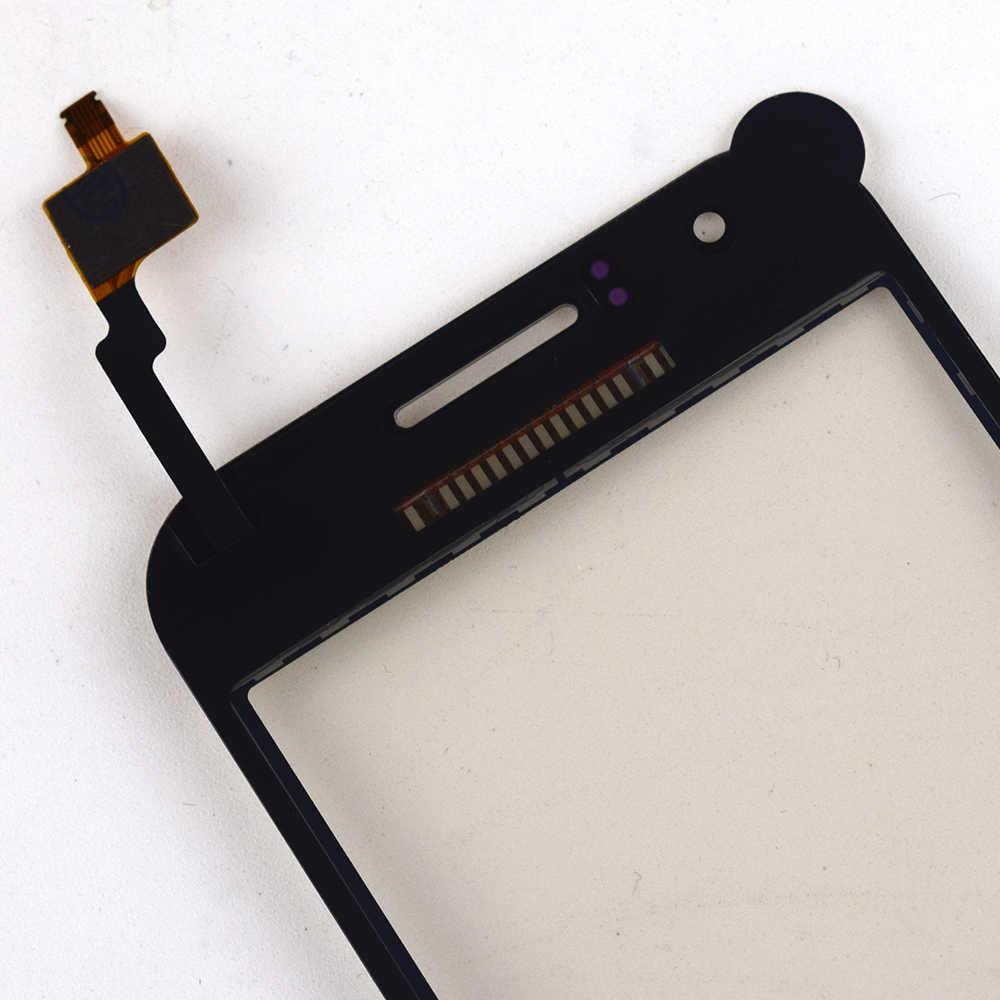 100% اختبار لسامسونج غالاكسي J1 J100F J100H J100 SM-J100 محول الأرقام بشاشة تعمل بلمس لوح مستشعر الزجاج + شاشة الكريستال السائل لوحة مراقبة
