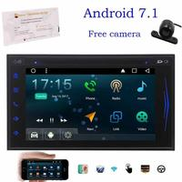 Eincar Android 7.1 8 Core Car DVD Player gps tracker 7'' Car Stereo GPS Navigation 2Din In Dash Headunit AM/FM Radio Audio WiFi
