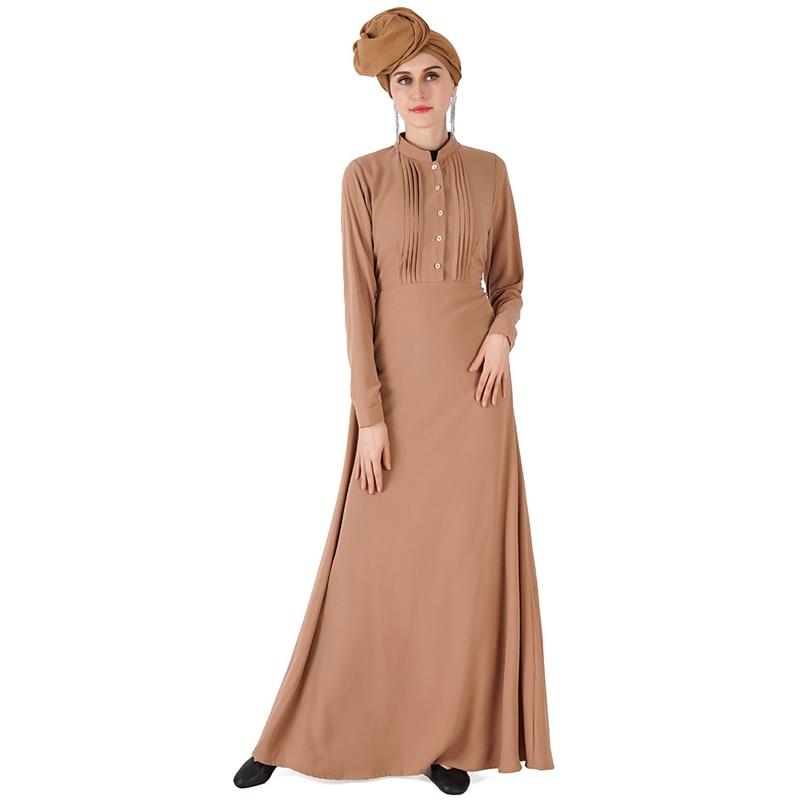 Vestidos Abaya Dubai Turkey Islamic Arabic Muslim Hijab Dress Women Kaftan Caftan Ramadan Eid Dress Elbise