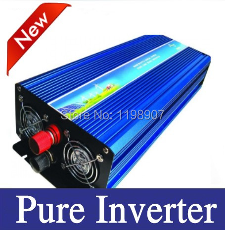 Pure Sine Wave Inverter 5000w 48v 220V DC TO AC 5000Watt Converter Car Power Inverter 5000W Onda Pura casa inversor inversor 12v onda senoidal pura 3000 watt pure sine wave inverter pure sine wave dc to ac pure inverter 3000w peak 6000w
