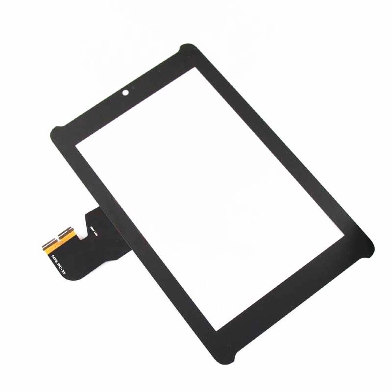 Écran tactile pour ASUS Fonepad 7 ME372CG, avec panneau numérisé avant en verre, lentille de couleur noire, livraison gratuite