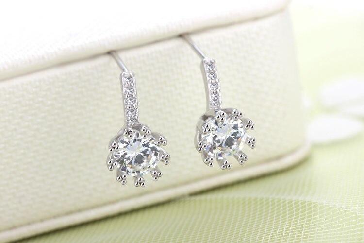 Modna vruća prodaja na veliko novi dizajn super sjajne cirkonske 925 - Modni nakit - Foto 2