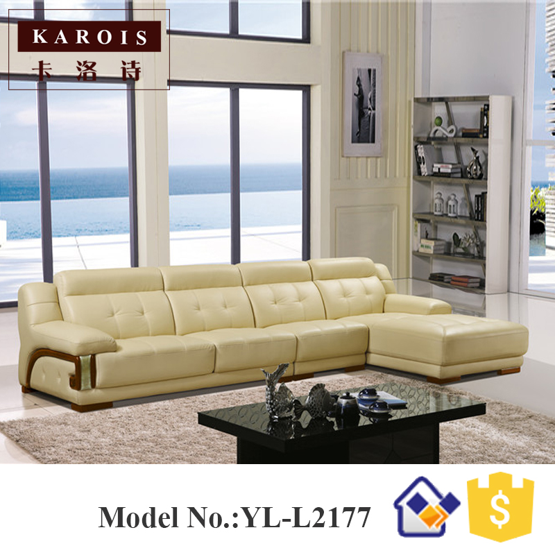 100% Leather Living Room Furniture Corner Leather Sofa,pouf Moderne,leather  Furniture China In Living Room Sofas From Furniture On Aliexpress.com |  Alibaba ...