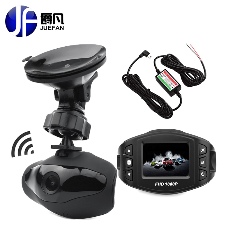 2017NEW JUEFAN Y1 Novatek 96658 Car DVR Full HD 1080P 140 Wide Angle Vehicle Car Camera G-Sensor WDR Super Night Vision Function автомобильный видеорегистратор k6000 car camera car dvr 1080p full hd k6000 25fps g 140