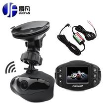 Buy 2017NEW JUEFAN Y1 Novatek 96658 Car DVR Full HD 1080P 140 Wide Angle Vehicle Car Camera G-Sensor WDR Super Night Vision Function