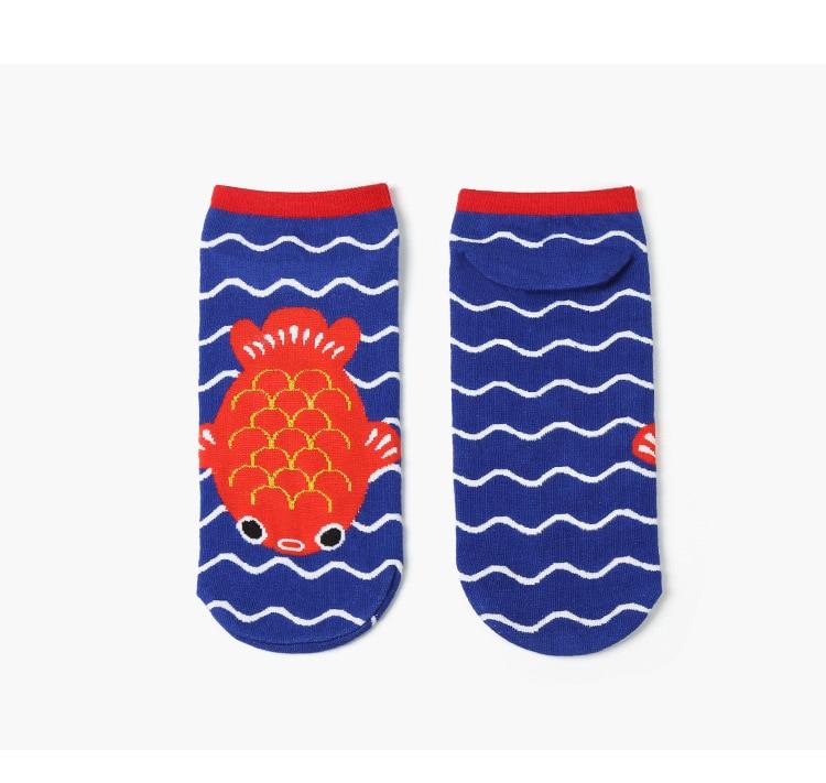 Japanese Fashion Creative Cotton Socks
