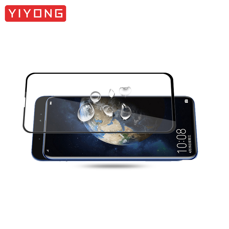 YIYONG 5D Full Cover Glass For Huawei Honor Magic 2 Tempered Glass Honor Magic2 Screen Protector