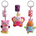 Sozzy Детские мягкие Toys кровать автомобилей Висит Кольцо Колокол Погремушки игрушки