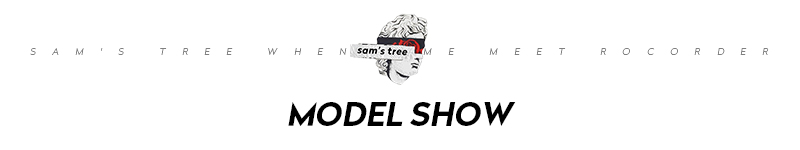 7 ST model show