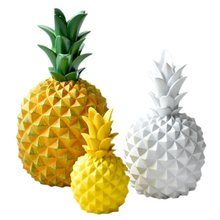 Nordic modern minimalist ins wind creative pineapple living room restaurant home wine cabinet decorative ornaments props(China)