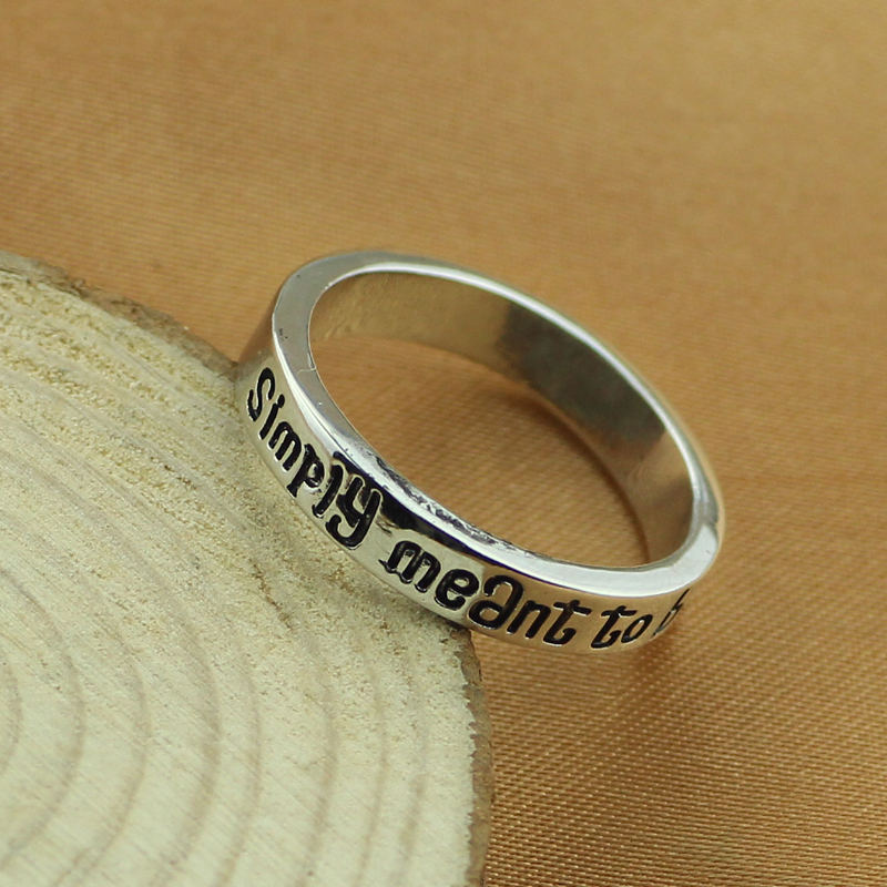 etsy ring nerd star for his hers harry potter wedding and always nerds engagement wars superman rings