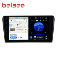 Belsee for Mazda 3 2003 2009 9 IPS Screen 2 Din Stereo Android 8 Car Radio Octa Core PX5 4GB Head Unit Autoradio GPS Navigation