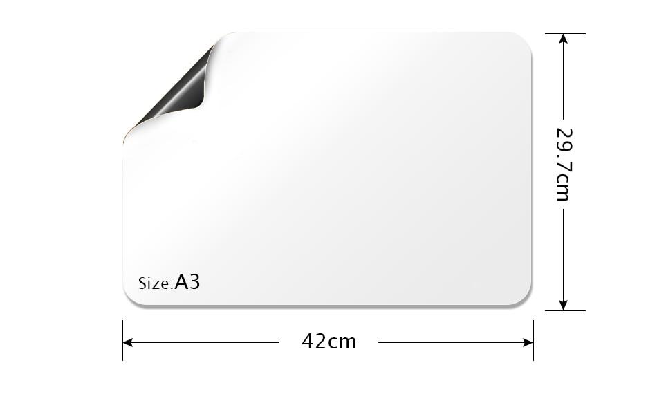 XINDI A3 30*42 cm Flexible Impermeable Niños de Dibujo Tablero de ...