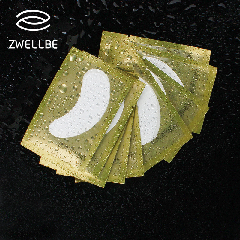 c7152b0d941 50pairs/pack New Paper Patches Eyelash Under Eye Pads Lash Eyelash  Extension Paper Patches Eye Tips Sticker Wraps Make Up Tools ~ Top Deal  July 2019