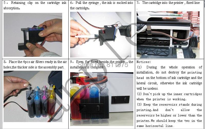 Cheap sistema de fornecimento contínuo de tintas