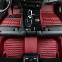Good quality! Custom special floor mats for Mercedes Benz GLE 43 AMG 2018 2015 waterproof carpets for GLE43 2017,Free shipping