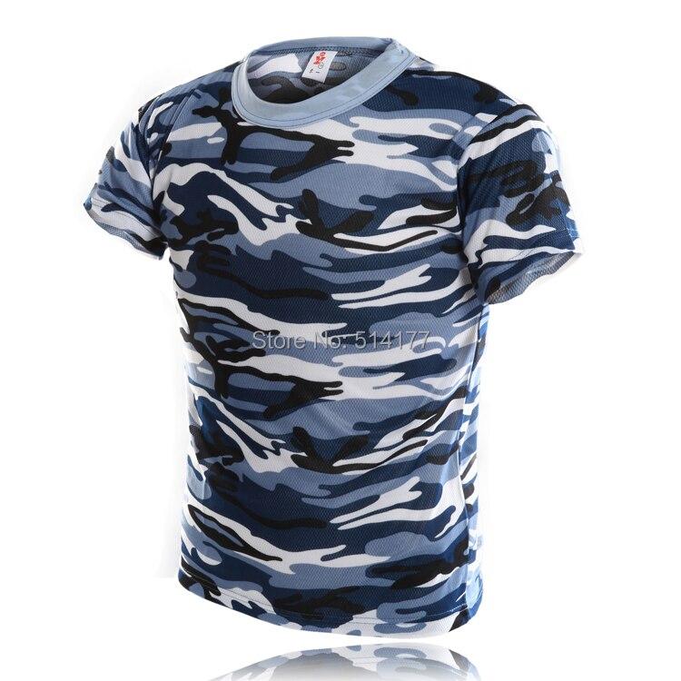 T     Shirt   Men 2016 New Style Fashion Camouflage Short Sleeve   T  -  shirt  , Personality Navy Camouflage O-Neck   T  -  shirt   Men's Clothing