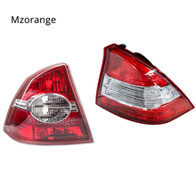 MIZIAUTO Rear Tail Light Lamp For Ford Focus Sedan 2005 2006 2007 2008 2009 2010 2011 2012 2013 Car Styling Accessories overe 1set car cargo rear trunk mat for ford focus hatchback 2005 2006 2007 2008 2009 2010 2011 waterproof anti slip accessories