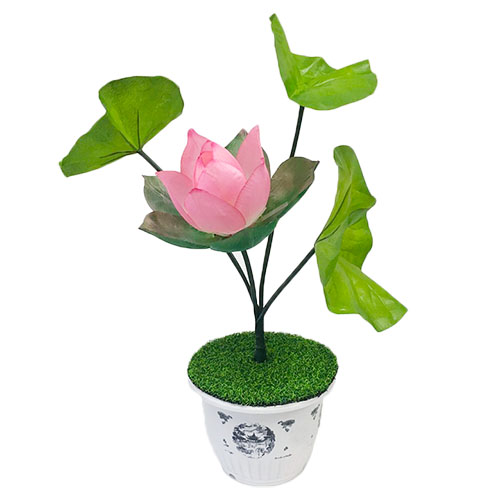 Blooming Lotus - Remote Control by J.C Magic Magic Tricks Flower Appearing Magia Magician Stage Party Wedding Prop Comedy party magic tricks prop and training set money press