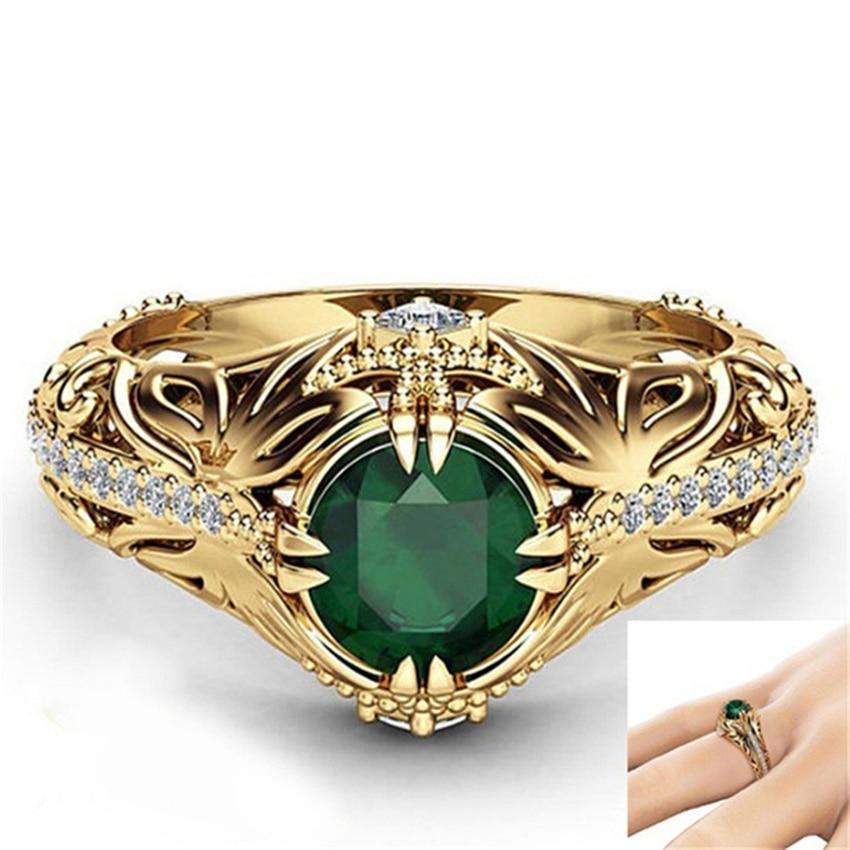 Star sapphire rings 4