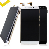 LCD Display +Touch Screen 100% tested Digitizer Assembly With Frame Replacement Accessories For General mobile GM 5 GM5 Plus